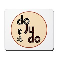 Do Judo! Mousepad