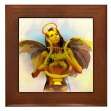 Angels I Have Heard Framed Tile
