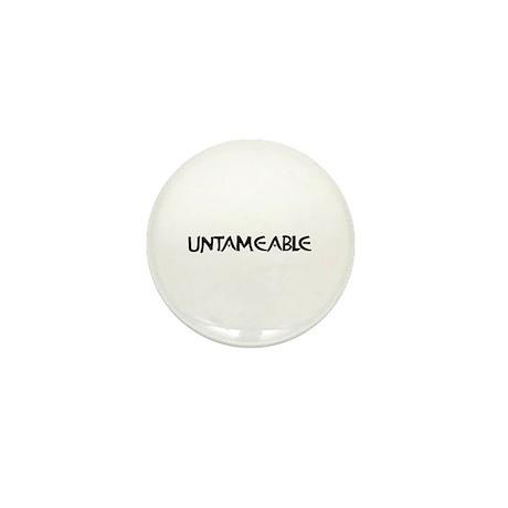 Untameable Mini Button