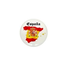 España Mini Button (100 pack)