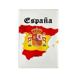 España Rectangle Magnet (10 pack)