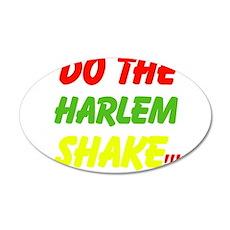 Harlem Shake Wall Decal