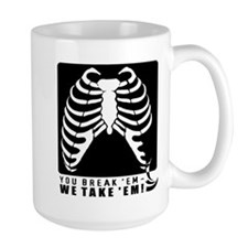 Radiology BreakTake Mug