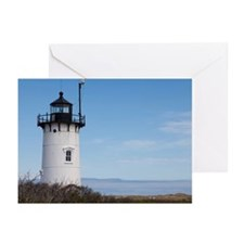 Race Point Lighthouse, P Greeting Cards (Pk of 10)