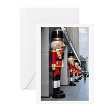 Nutcrackers in NYC Greeting Cards (Pk of 10)