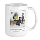Cool T virus Mug