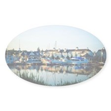 Nautical Village Marina Picke Decal