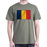 Chadian Flag 4 T-Shirt