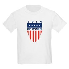 Join Eliot Spitzer Kids T-Shirt