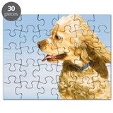 Cocker Spaniel Puzzle