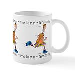 Time to run Mug