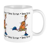 Time to run Mug