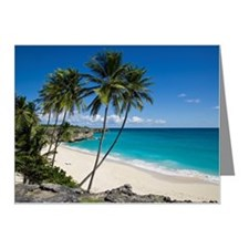 Unspoiled and secluded tropi Note Cards (Pk of 20)