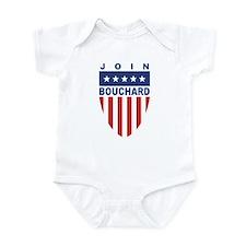 Join Mike Bouchard Infant Bodysuit