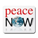 Peace Now Mousepad