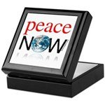 Peace Now Keepsake Box