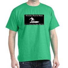 Rincon Dark Surfing T-Shirt