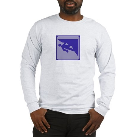 Climbing Icon Long Sleeve T-Shirt