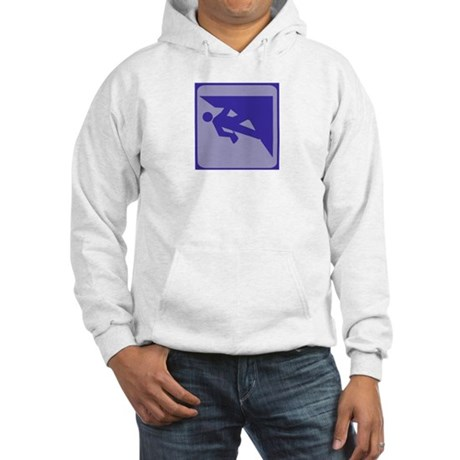 Climbing Icon Hooded Sweatshirt