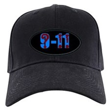 Question 9-11! (grey) Baseball Hat