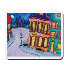 French Quarter Bed & Breakfast Mouse Pad