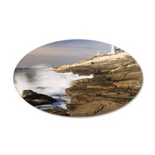 Lighthouse - Pemaquid, Maine Wall Decal