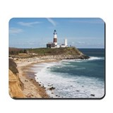 USA, New York, Long Island, Montaurk, Coa Mousepad