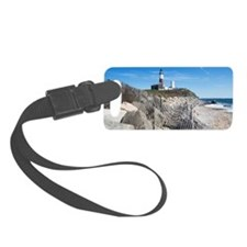 USA, New York, Long Island, Mont Luggage Tag