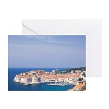 Croatia, Dubrovnik, wall Greeting Cards (Pk of 10)