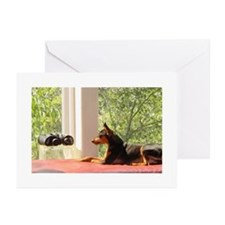 MinPin Binoculars Cards (Pk of 10)