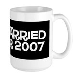 Just Married Summer '07 Mug