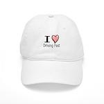 I Heart Driving Fast Cap