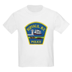 Buffalo Police Kids T-Shirt