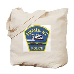Buffalo Police Tote Bag