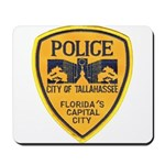 Tallahassee Police Mousepad