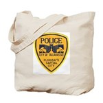 Tallahassee Police Tote Bag