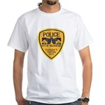 Tallahassee Police White T-Shirt