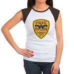 Tallahassee Police Women's Cap Sleeve T-Shirt