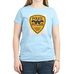 Tallahassee Police Women's Pink T-Shirt