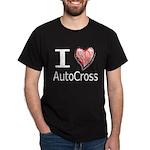 I Heart Auto Cross Dark T-Shirt