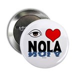 Eye Love NOLA (brown) 2.25