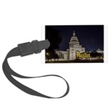 Texas luggage tag Large