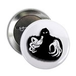 Ghoul Halloween Button