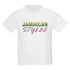 Jamaican Stylee Kids T-Shirt