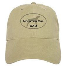 Mountain Cur DAD Baseball Cap