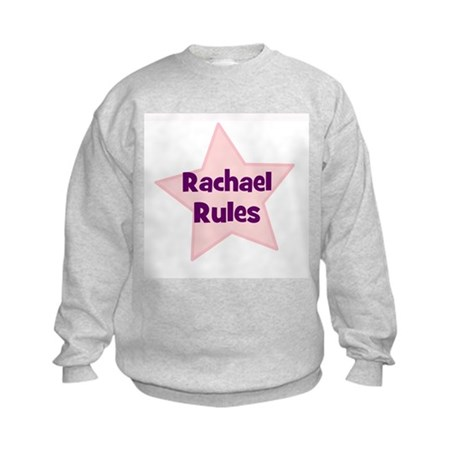 Rachael Rules Kids Sweatshirt
