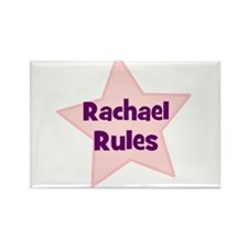 Rachael Rules Rectangle Magnet (10 pack)