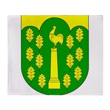 Hohner Harde Amt Wappen Throw Blanket