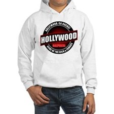 Hollywood, CA Rocks Hoodie