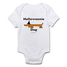 Cute Boo the dog Infant Bodysuit
